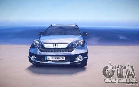 Honda CR-V Light Tuning pour le moteur de GTA 4