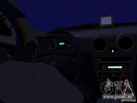 Volkswagen Gol Rallye 2012 für GTA San Andreas rechten Ansicht