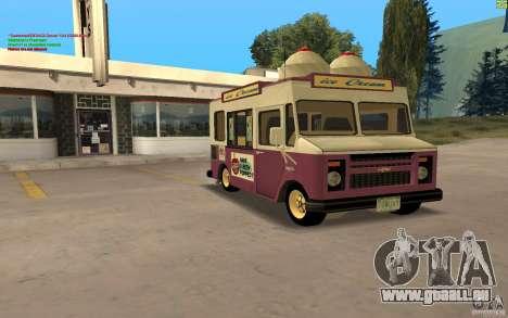 Chevrolet Forvard Control 20 Ice Cream für GTA San Andreas