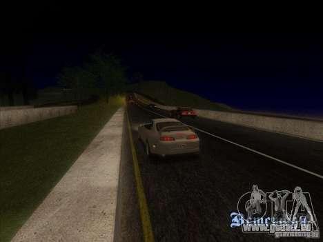 0,075 ENBSeries für schwache PC für GTA San Andreas zweiten Screenshot