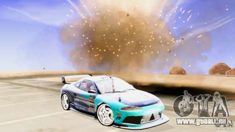 Mitsubishi Eclipse Elite für GTA San Andreas