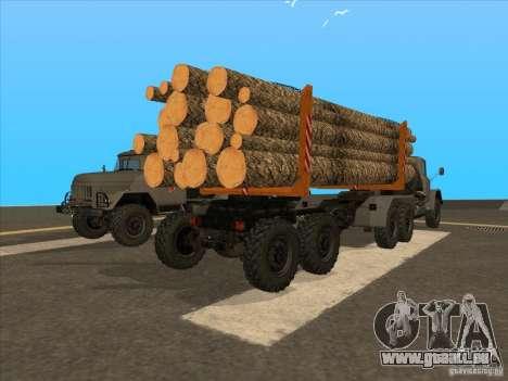 TMZ-802a für GTA San Andreas