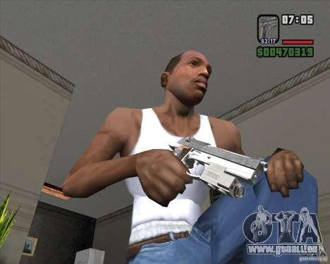 Colt 45 pour GTA San Andreas