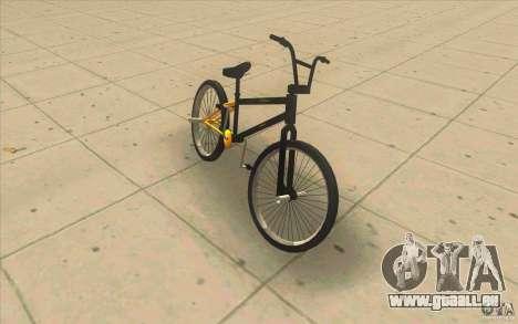 17.5 BMX pour GTA San Andreas laissé vue