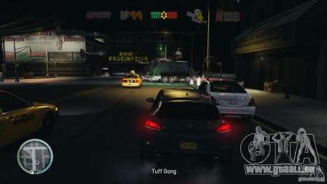 Coloured Radio HUD für GTA 4 dritte Screenshot