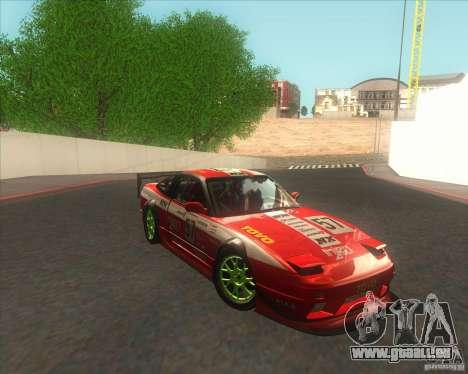 Nissan 240SX for drift pour GTA San Andreas