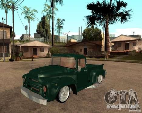 ZIL 130 Fiery Tempe v1. 0 für GTA San Andreas