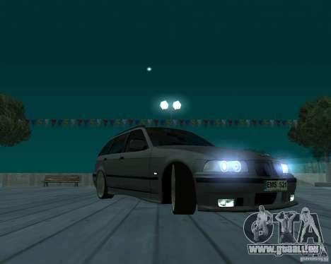BMW E36 Touring pour GTA San Andreas