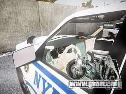 Ford Expedition Truck Enforcement für GTA 4 rechte Ansicht