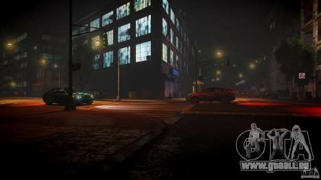 iCEnhancer 2.0 PhotoRealistic Edition für GTA 4 achten Screenshot