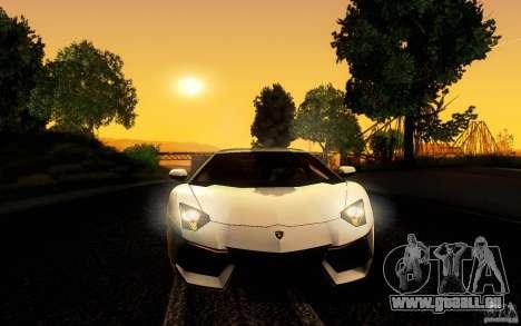 ENB Series - BM Edition v3.0 pour GTA San Andreas quatrième écran