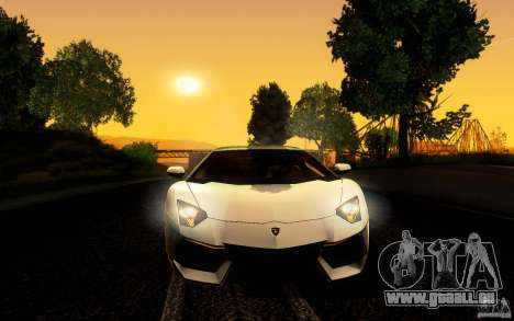 ENB Series - BM Edition v3.0 für GTA San Andreas her Screenshot