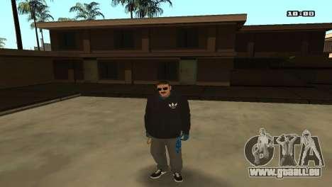 Skin Pack The Rifa für GTA San Andreas achten Screenshot