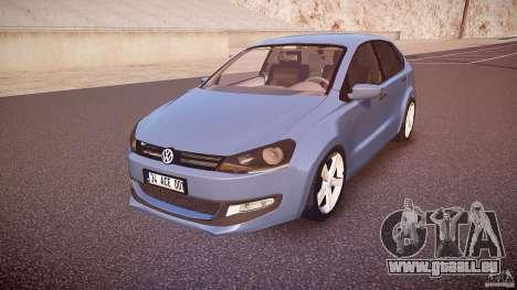 Volkswagen Polo 2011 für GTA 4
