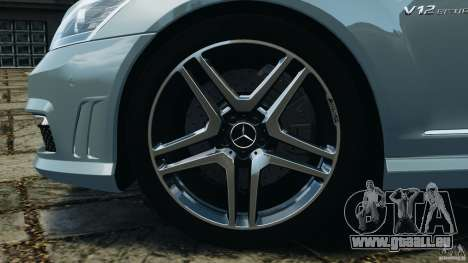 Mercedes-Benz S65 AMG 2012 v1.0 für GTA 4 Innen