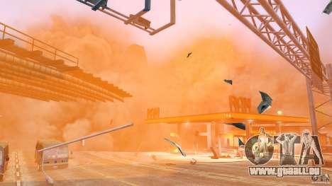 Explosion & Fire Tweak 1.0 für GTA 4 Sekunden Bildschirm
