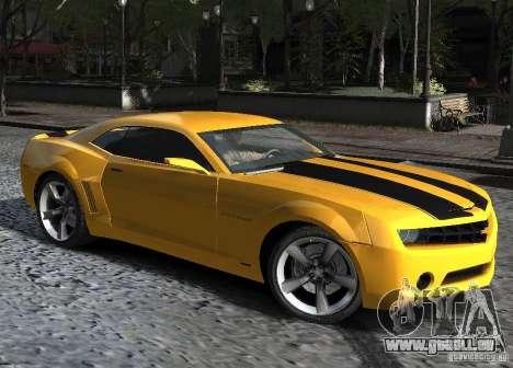 Chevrolet Camaro concept 2007 pour GTA 4