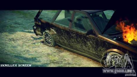 HD Dirt texture pour GTA 4 quatrième écran