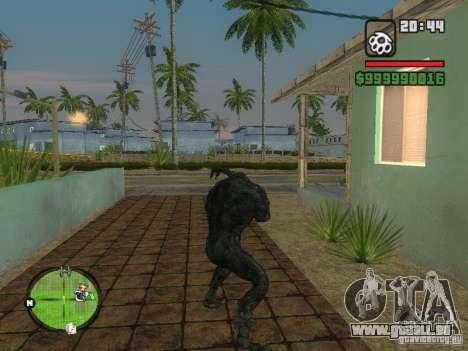 Bibliotekar pour GTA San Andreas deuxième écran