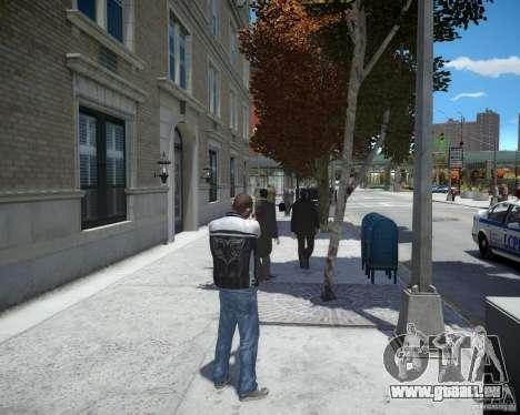 Dead Eye für GTA 4 Sekunden Bildschirm