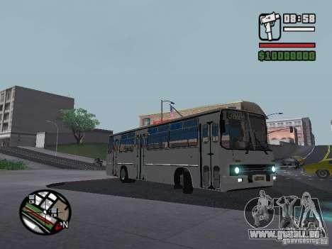 Ikarus 266 Stadt für GTA San Andreas rechten Ansicht