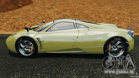 Pagani Huayra 2011 v1.0 [EPM] für GTA 4 linke Ansicht