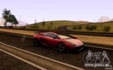 ENB Series - BM Edition v3.0 pour GTA San Andreas deuxième écran