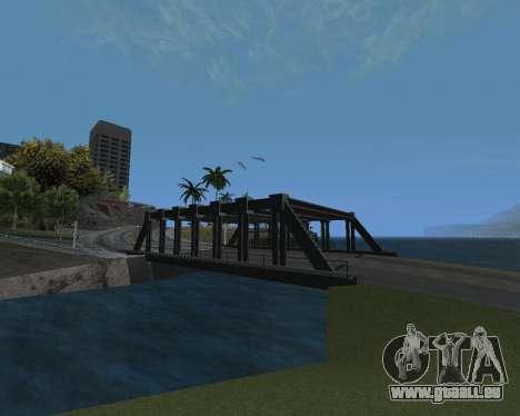Brücke in LS für GTA San Andreas