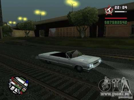 ENBSeries pour GForce 5200 FX v2.0 pour GTA San Andreas