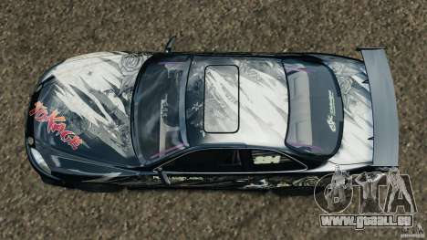 Toyota Soarer Drift für GTA 4 rechte Ansicht