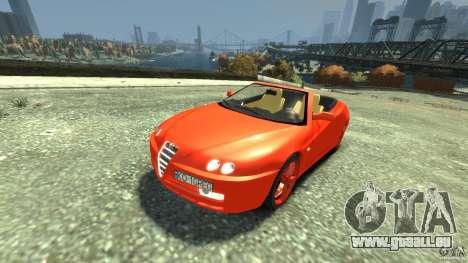 Alfa Romeo GTV Spider pour GTA 4