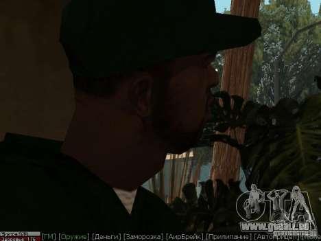 Dope pour GTA San Andreas quatrième écran