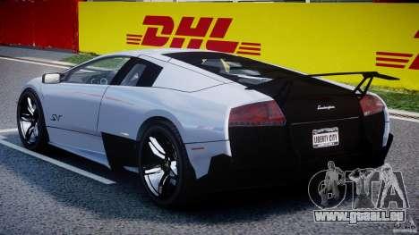 Lamborghini Murcielago LP670-4 SuperVeloce für GTA 4 rechte Ansicht