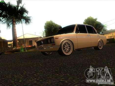 VAZ 2106 Tuning Licht für GTA San Andreas