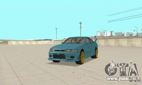 Nissan Skyline R33 Tuning für GTA San Andreas