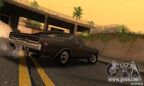 ENBSeries by dyu6 v5.0 pour GTA San Andreas deuxième écran