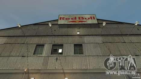 Red Bull Factory für GTA 4 dritte Screenshot