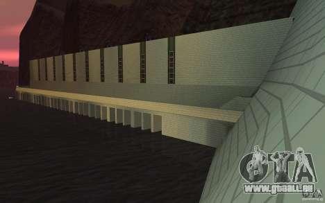 Le nouveau barrage pour GTA San Andreas quatrième écran