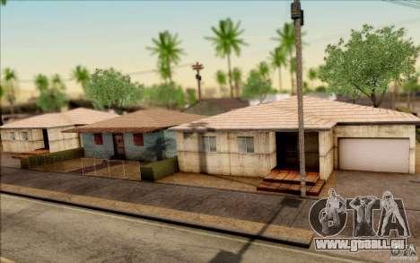 SA_DirectX 1.3 BETA pour GTA San Andreas deuxième écran