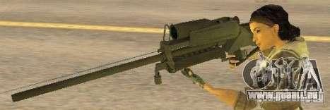 Half-Life weapon pack pour GTA San Andreas deuxième écran