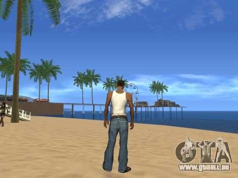 Deaktivieren der Auswirkungen von Hitze für GTA San Andreas