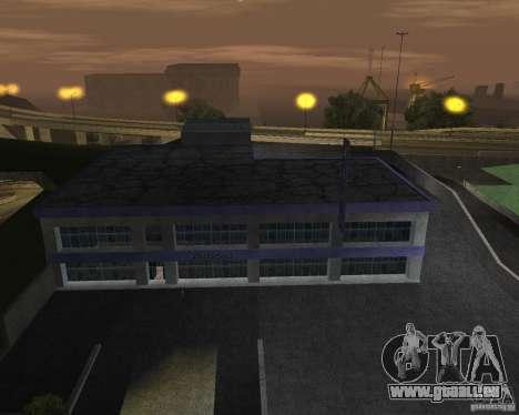 Autosalon im SF für GTA San Andreas fünften Screenshot