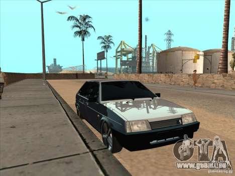 VAZ 21093i léger Tuning pour GTA San Andreas laissé vue