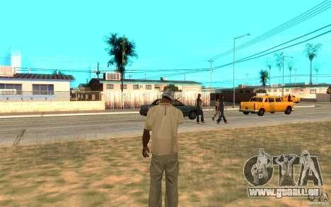Protection pour Cj pour GTA San Andreas