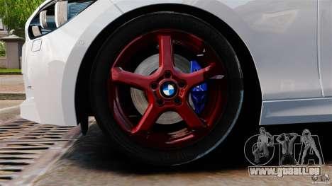 BMW 135i M-Power 2013 für GTA 4 Seitenansicht