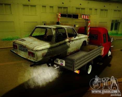 Gazelle 33023 Manipulator für GTA San Andreas Innenansicht