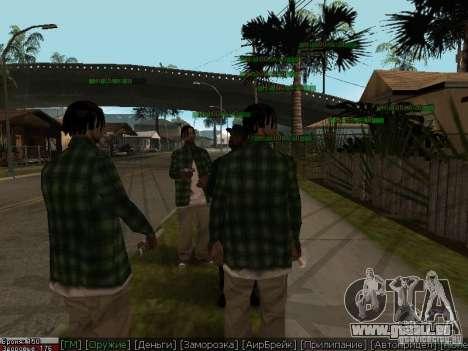 Dope pour GTA San Andreas sixième écran