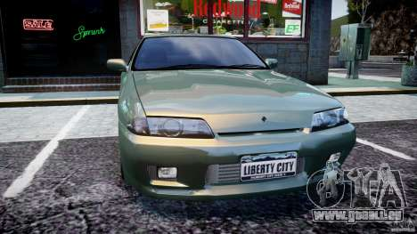 Nissan Skyline R32 GTS-t 1989 [Final] für GTA 4