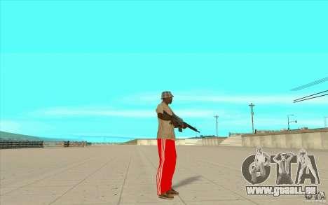 Pantalon adidas pour GTA San Andreas