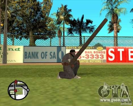 Russische Holz für GTA San Andreas